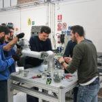 CONTROLLO BASATO SU ROS PER AWTUBE UN NUOVO ROBOT COLLABORATIVO DI AUTOMATIONWARE