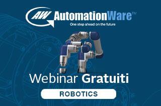 AutomationWare webinar Robotica