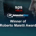 AutomationWare vincitrice del Roberto Maietti Award